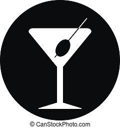 cristal de martini