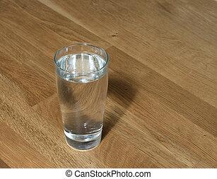 cristal del agua, tabla