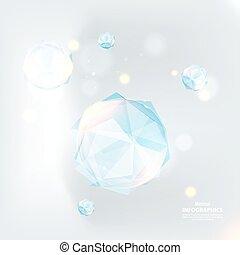 Cristal ice