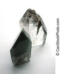 cristal, par