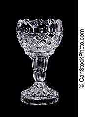 cristal, recipiente
