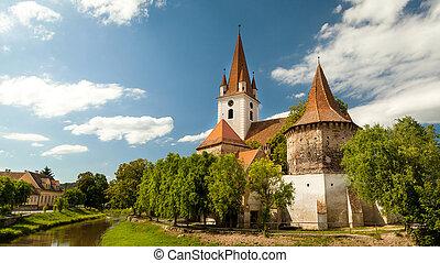 Cristian Monastery, Sibiu, Romania