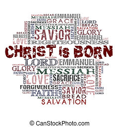 cristo, nacido