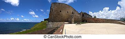 cristobal, san, 城砦