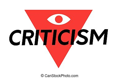Criticism. Typographic stamp visualisation concept Original series.