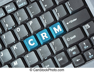 crm, πληκτρολόγιο