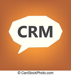 CRM (Customer Relationship Management) concept