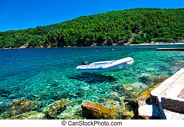 croacia, mar