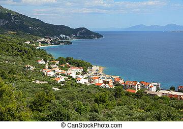 Croatia - Dalmatia - Croatia - beautiful Mediterranean coast...
