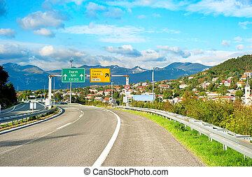 croatia, hovedkanalen