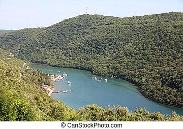 Croatia - Limsky Canal