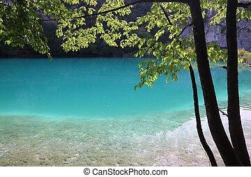 Croatia natural landscape