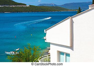 Croatia summer holiday