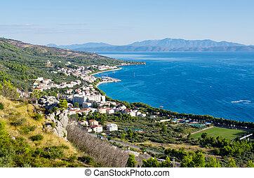 Croatian shore