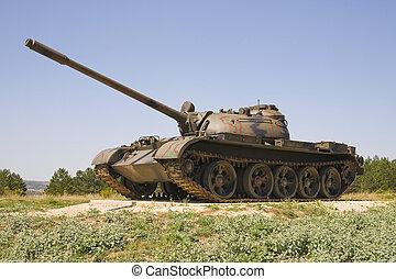 Croatian tank