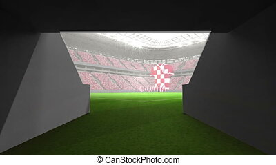 croatie, jersey, coupe monde, message