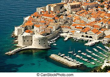 croazia, dubrovnik