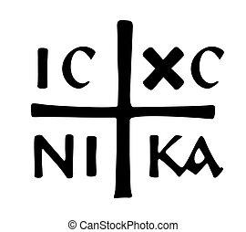 croce, ortodosso