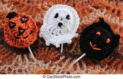 Crochet Halloween Treats