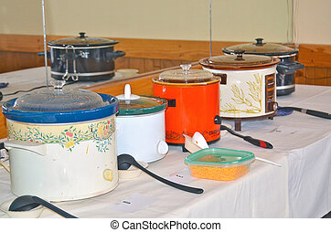 crock pots for chili-cook-off