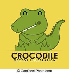 crocodile cute