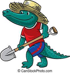 crocodile-farmer