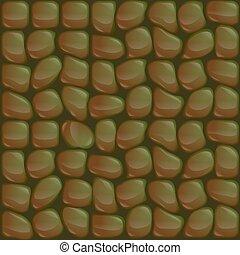 Crocodile skin seamless texture
