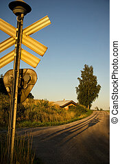 croisement, ferroviaire