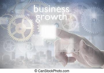 croissance affaires