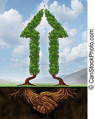 croissance, collaborer