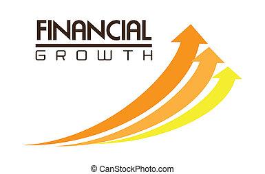 croissance, financier