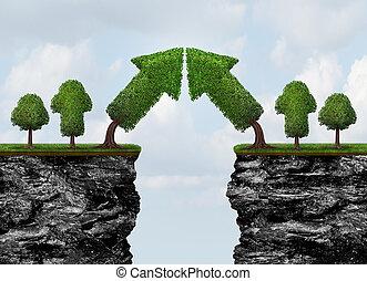 croissance, réunion, business