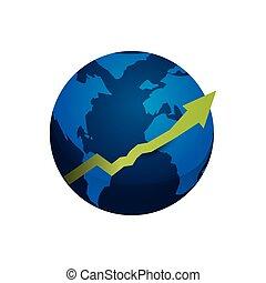 croissant, économie mondiale