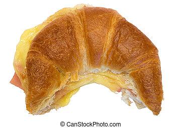 croissant, (top)