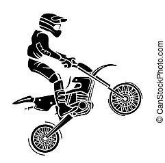 croix, moto