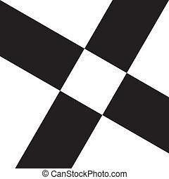 croix, perspective