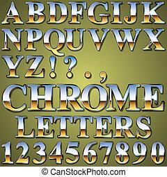 cromo, cartas