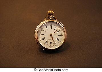cronómetro, viejo