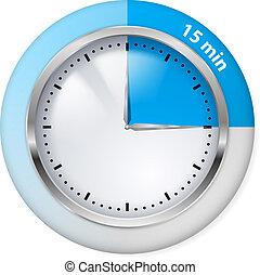 cronômetro, ícone