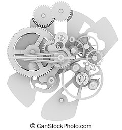 cronometre mecanismo