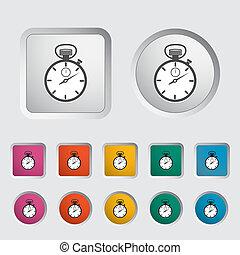 cronometro, icon.