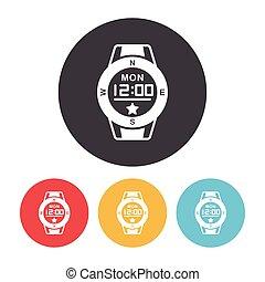 cronometro, icona