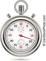cronometro, vettore