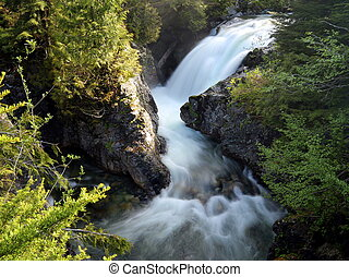 Crooked Waterfall