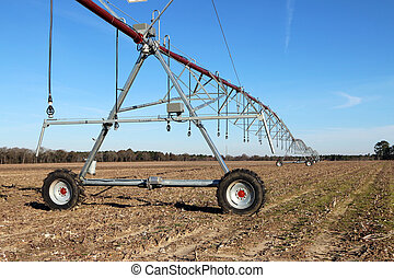 Crop Irrigation equipment