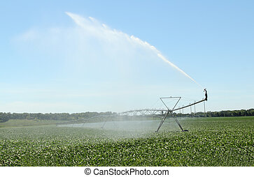 Crop Irrigation