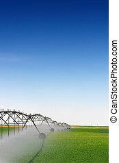 Crop Irrigation