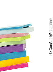 colorful office adhesive paper