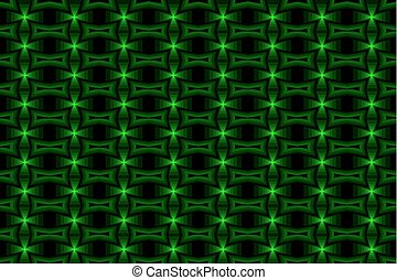 Cross - abstract vector pattern