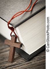Cross and Bible